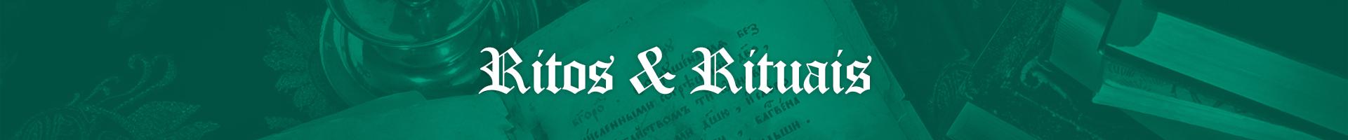 Ritos e Rituais